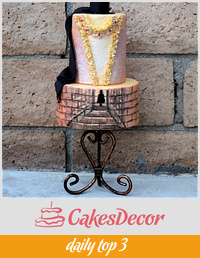 Jack The Ripper - The Penny Dreadful Cake Collaboration