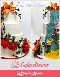 Spongebob wedding cake ;)