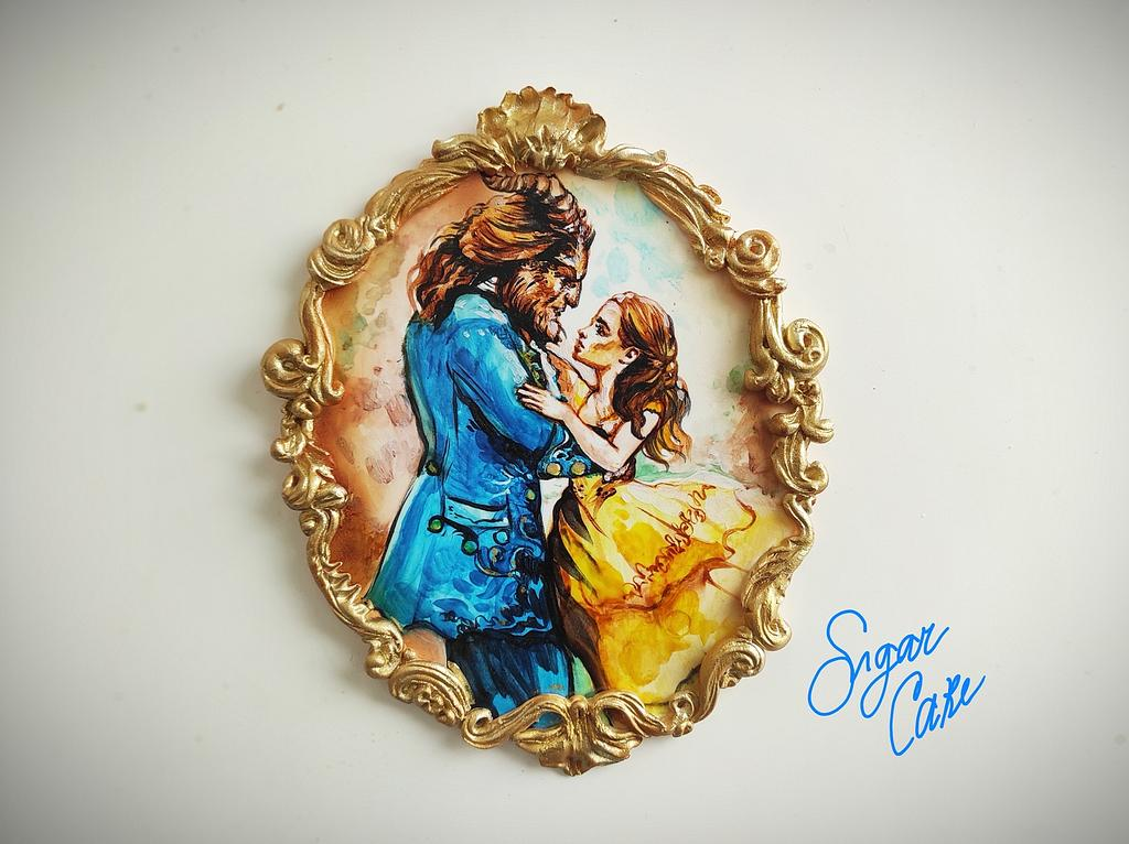 Beauty and the Beast by Tanya Shengarova