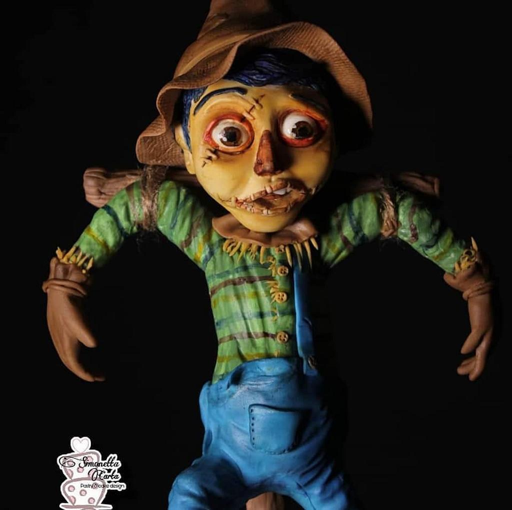 Scarecrow by Simonetta