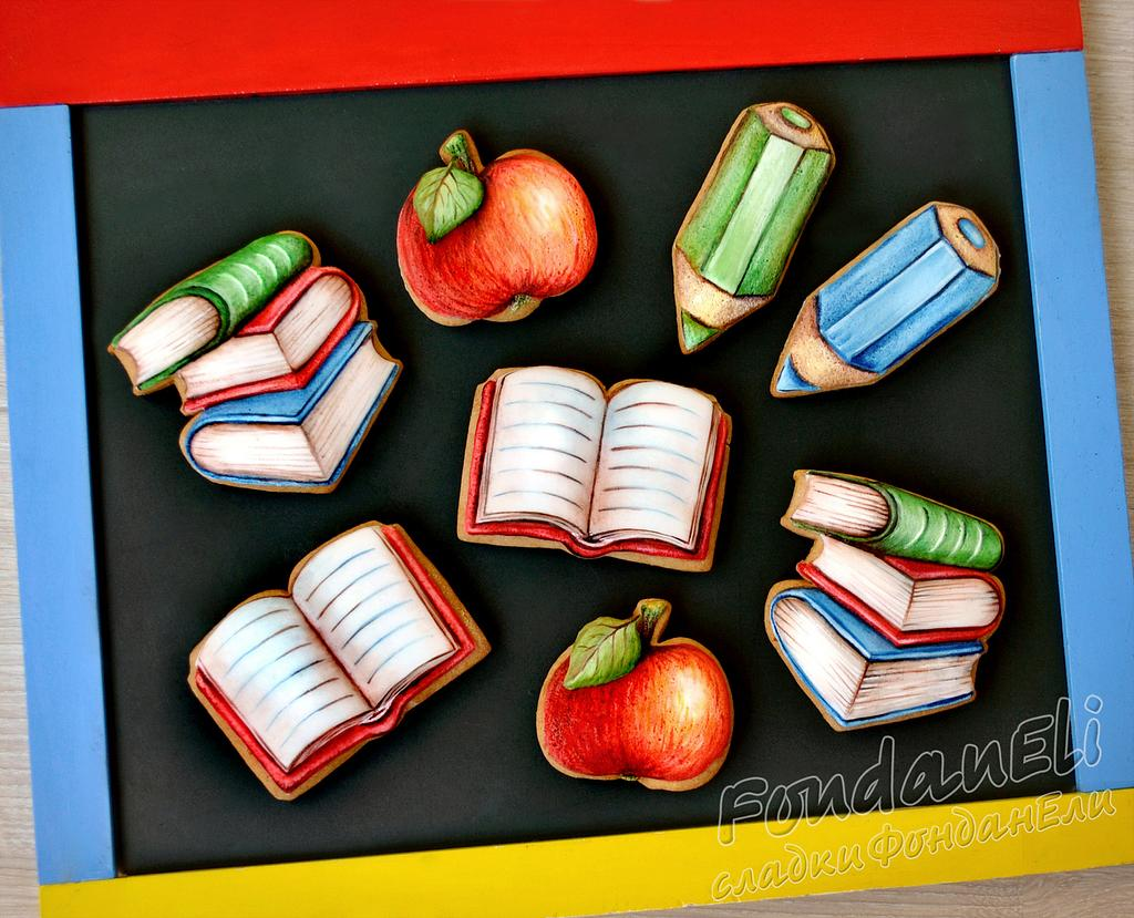 Back to school by FondanEli