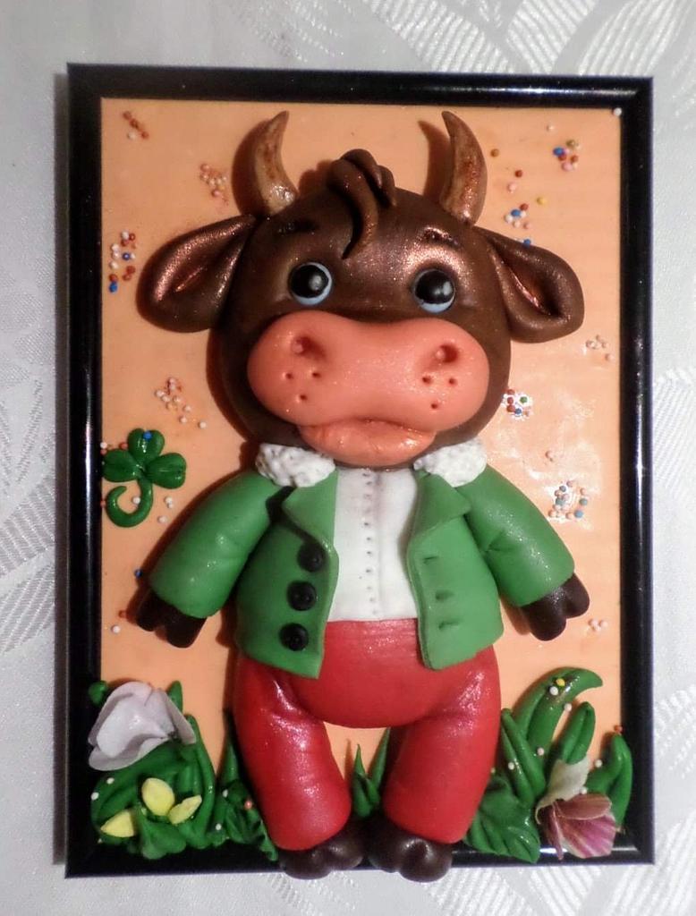 Little bull by Édesvarázs