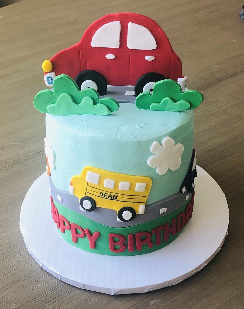Car birthday  by MerMade