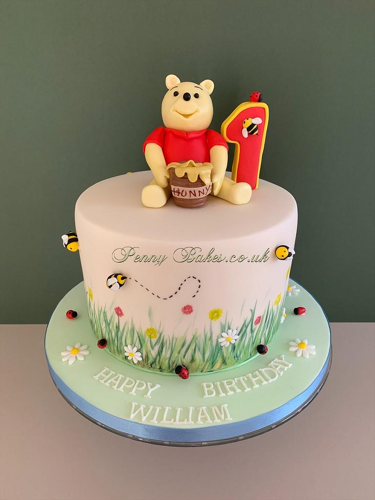 Winnie the Pooh by Penny Sue