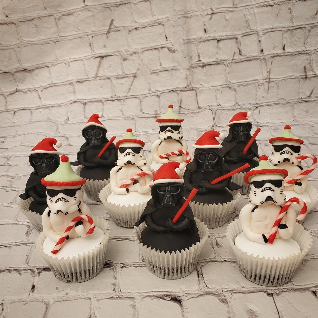 Star wars by nef_cake_deco