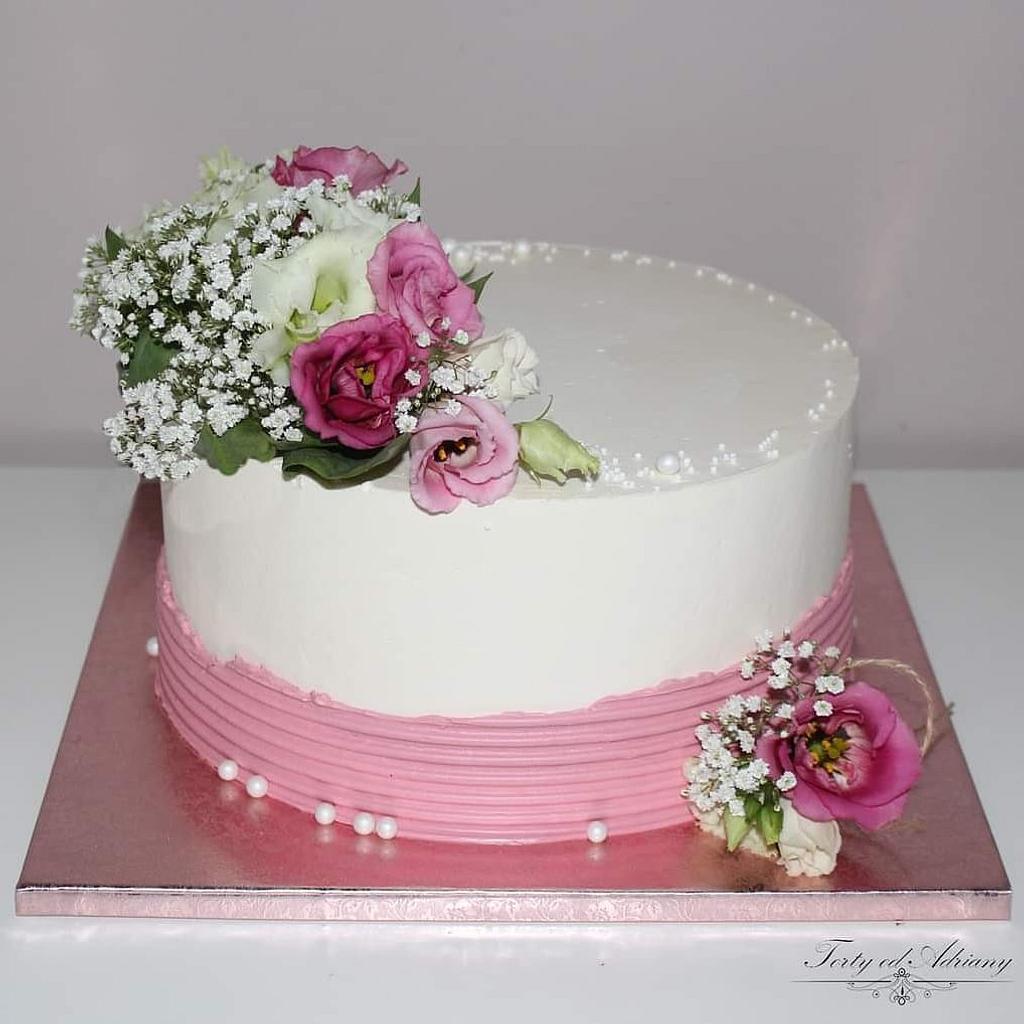 Birthday cake by Adriana12