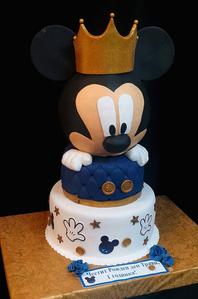 Michey Mause cake  by Sunny Dream