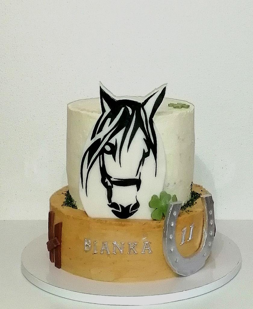 Horse cake  by Framona cakes ( Cakes by Monika)