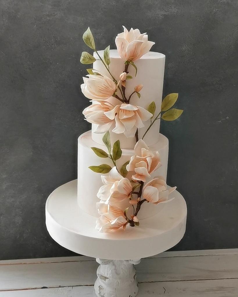 Wedding Cake by Make & Bake Türkiye