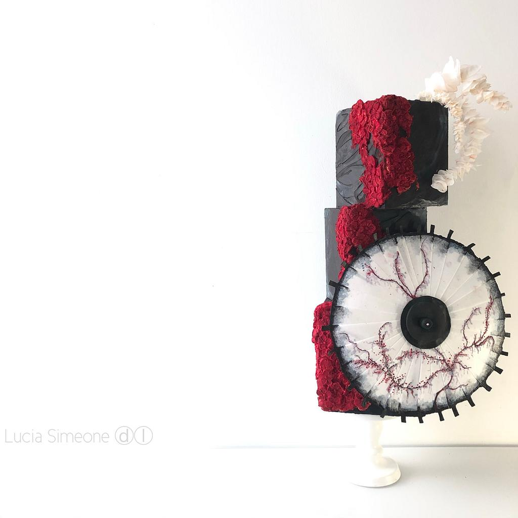 Wagasa - Japan an International Cake Collaboration  by Lucia Simeone