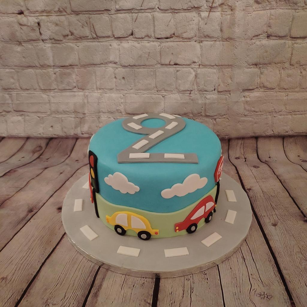 Little Cars by nef_cake_deco