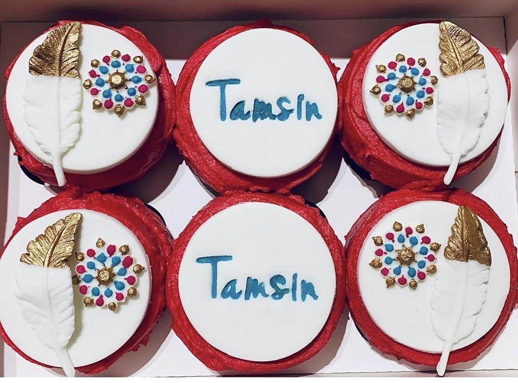 Birthday Cupcakes by Sugar by Rachel