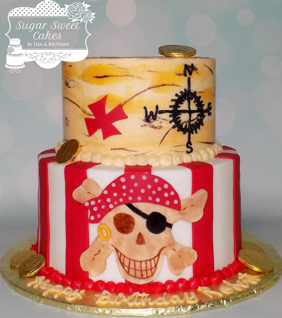 Pirate by Sugar Sweet Cakes
