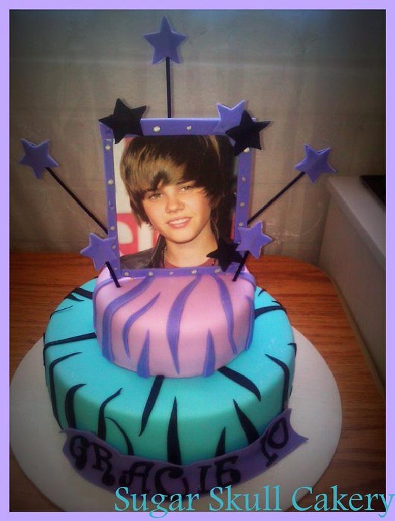 Justin Beiber Cake by Shey Jimenez