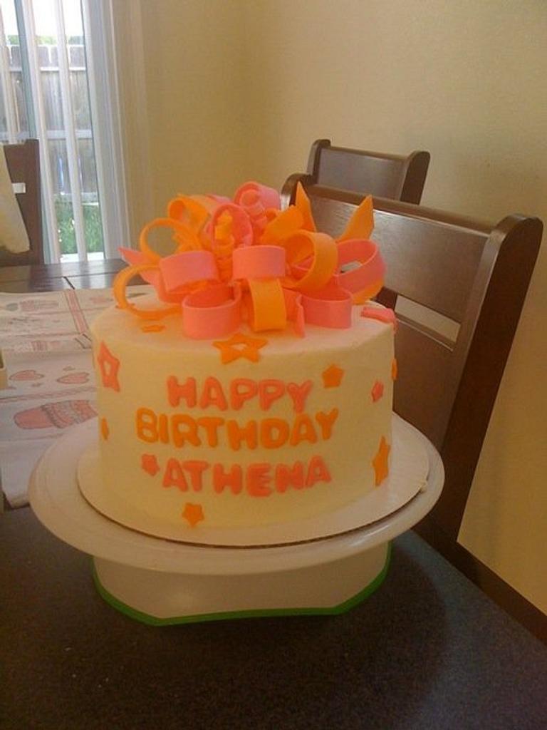 Birthday by Sandy