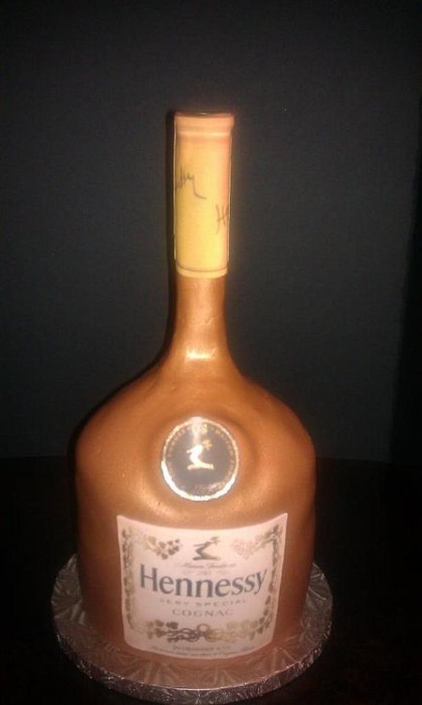 Hennessy by Erica Floyd Bradley