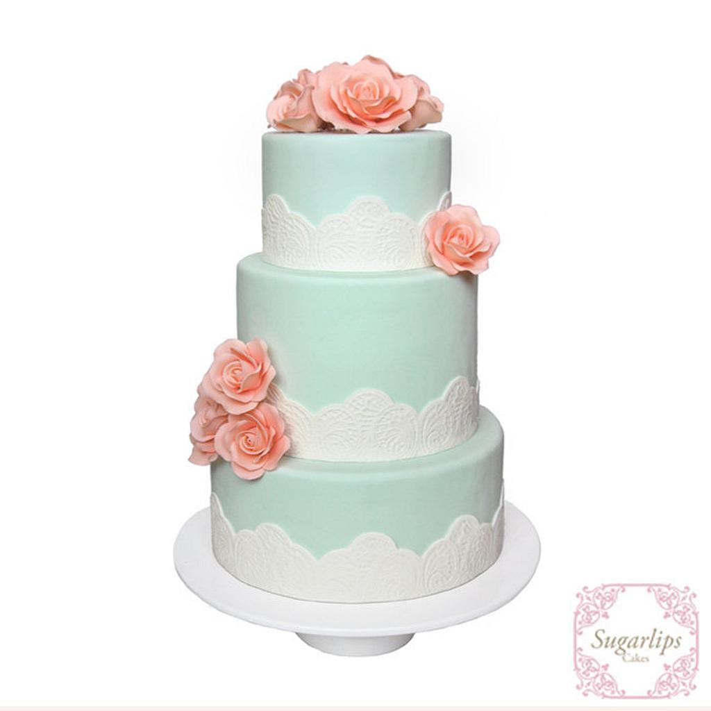 Mint by Sugarlips Cakes