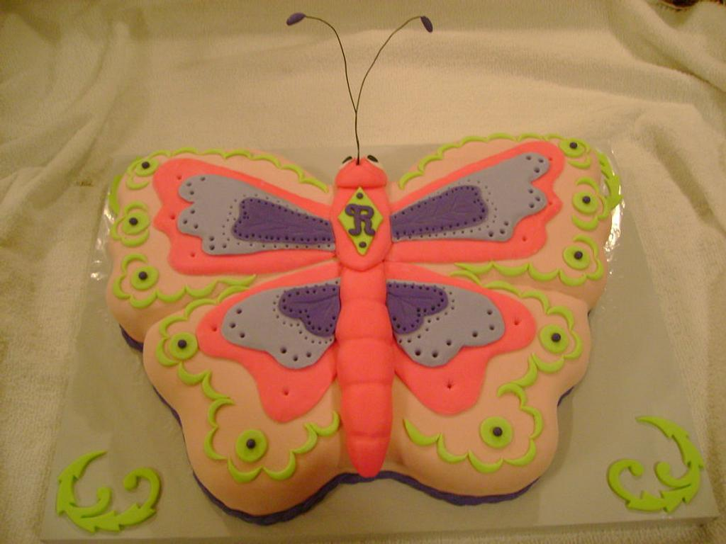 Butterfly by Theresa