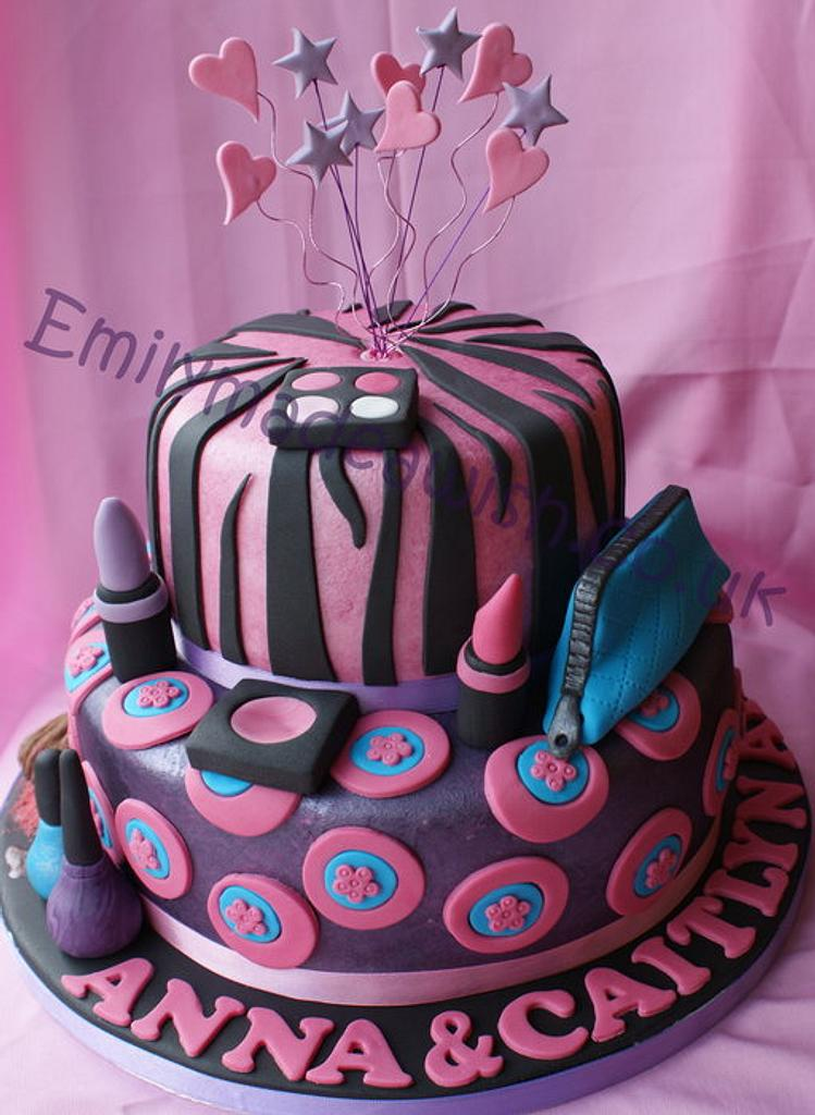 Teen Birthday Cake by Sarah Russell