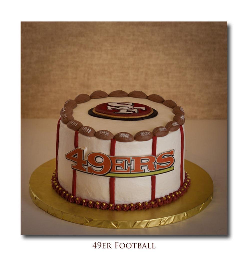 49er Fan by Jan Dunlevy