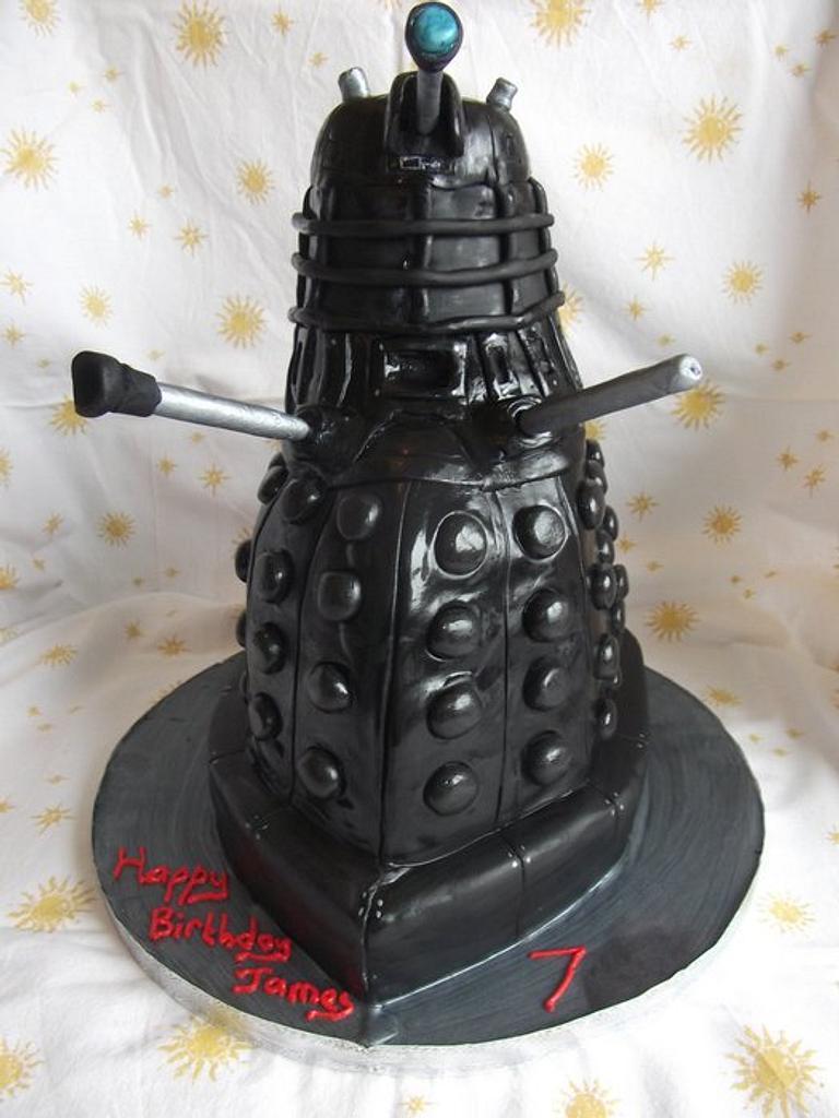 Dalek by Judedude