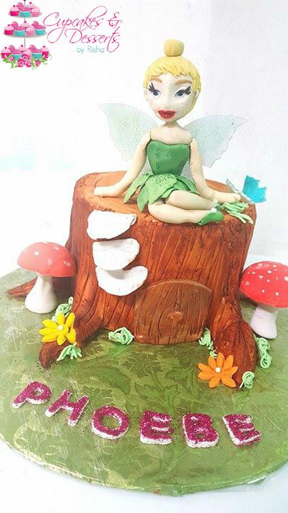 Fairy by Risha