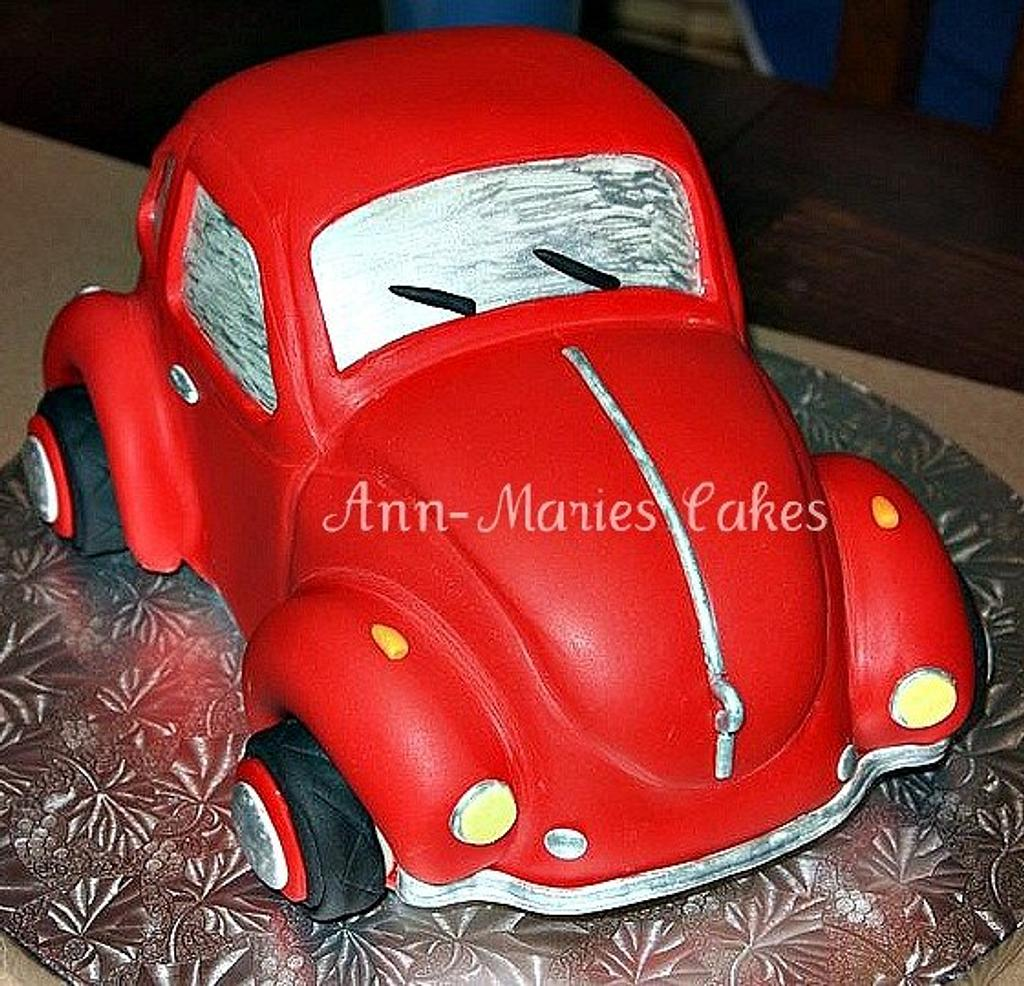 VW Bug by Ann-Marie Youngblood