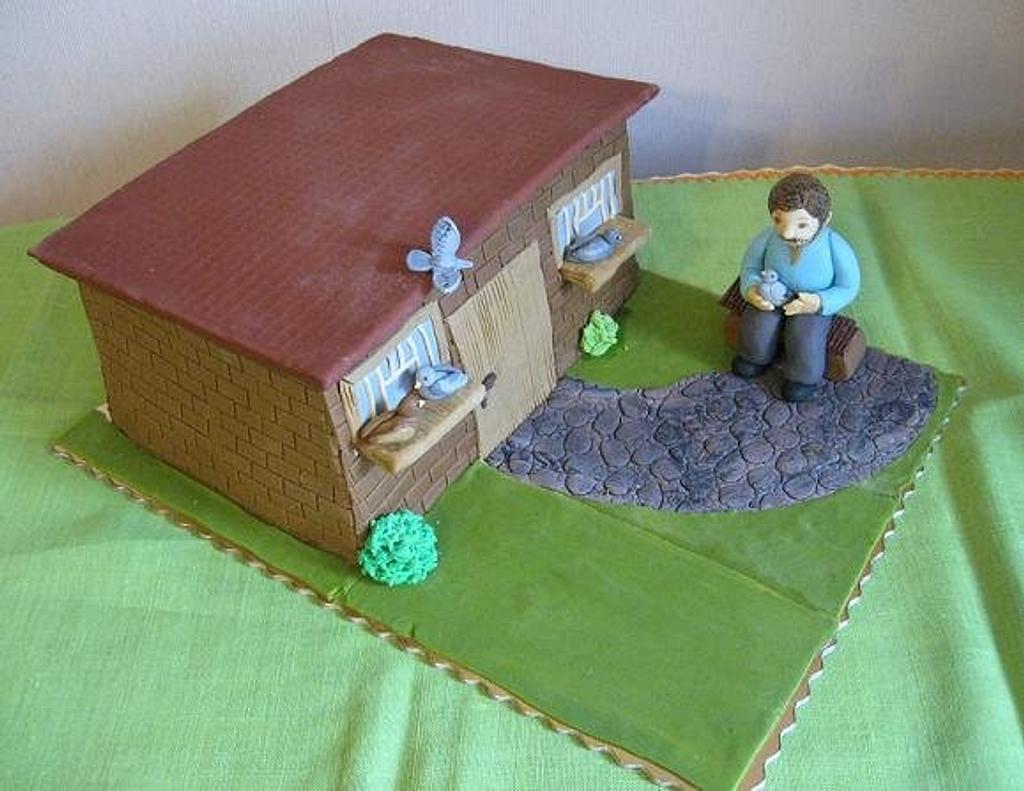 Dovecote by Wanda