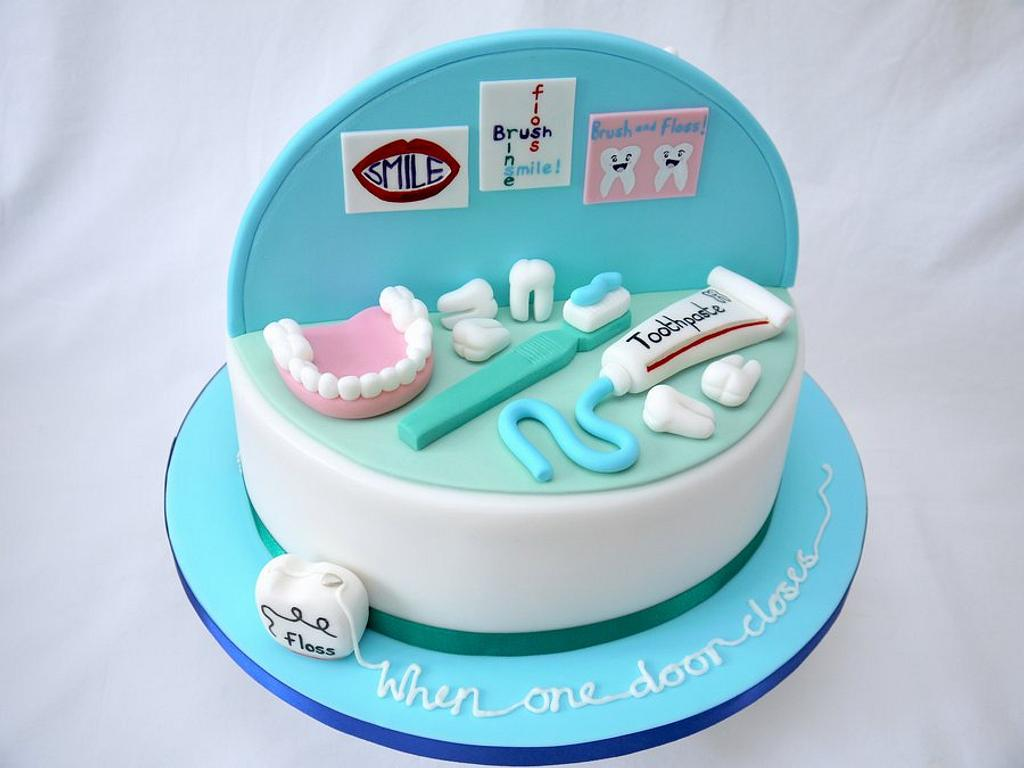 Two cakes in one! by Natalie King