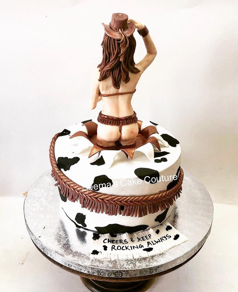 Cowgirl  by Seema Tyagi