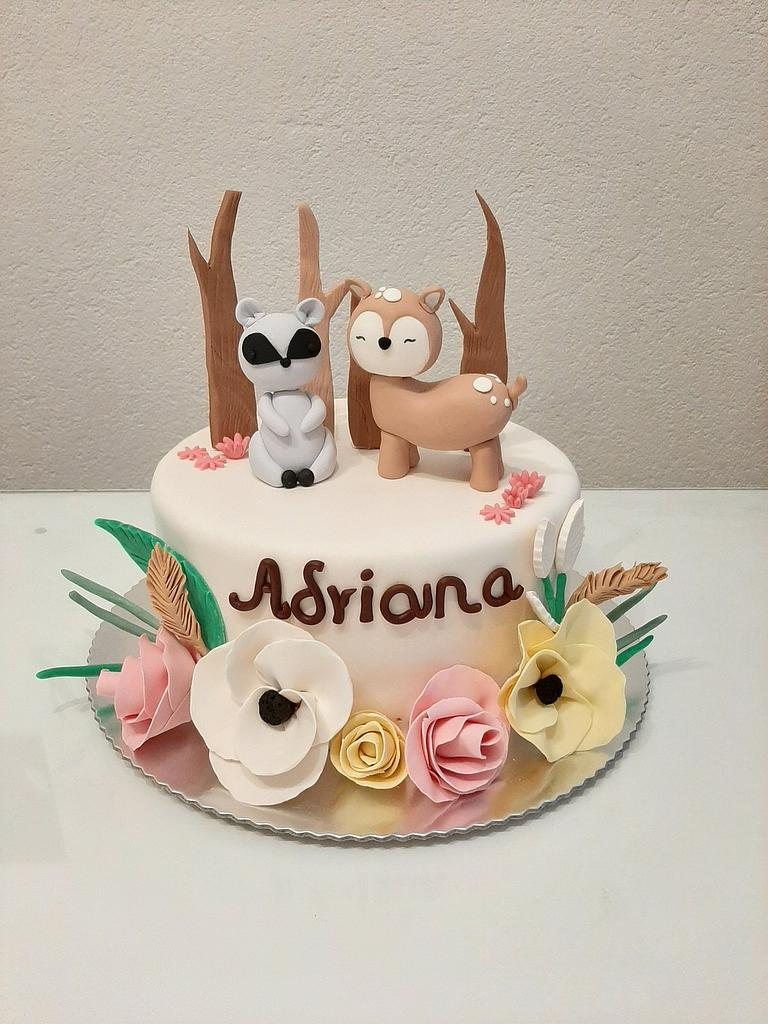 😍😍 by Azra Cakes