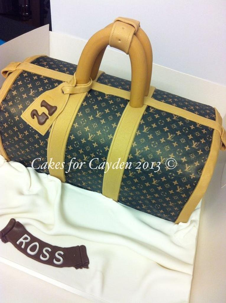 Louis Vuitton Holdall by Nichola