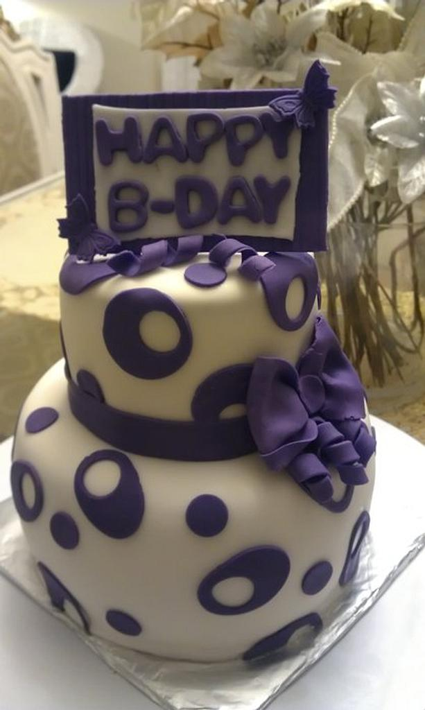 birthday by SaSaBakery