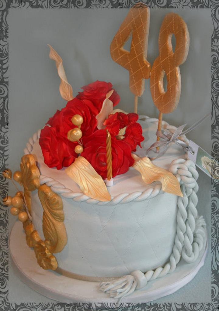 Barroco cake by Mafalda Martins