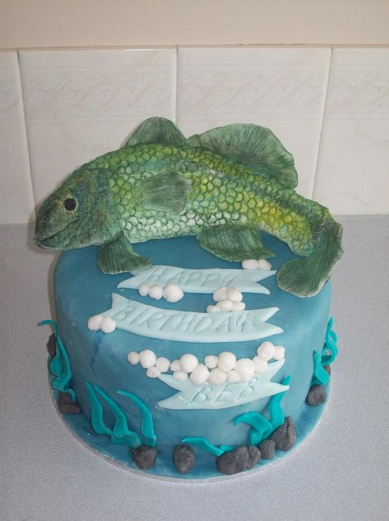 fish cake by Amy