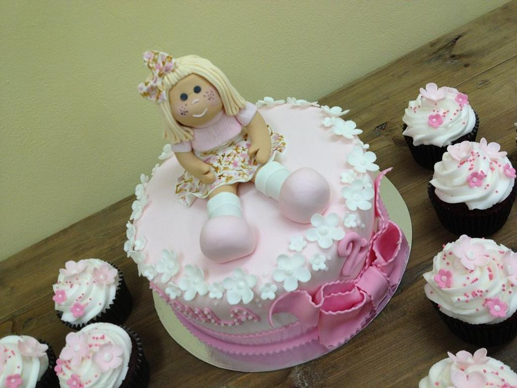 Martha my doll!!! by Cakes