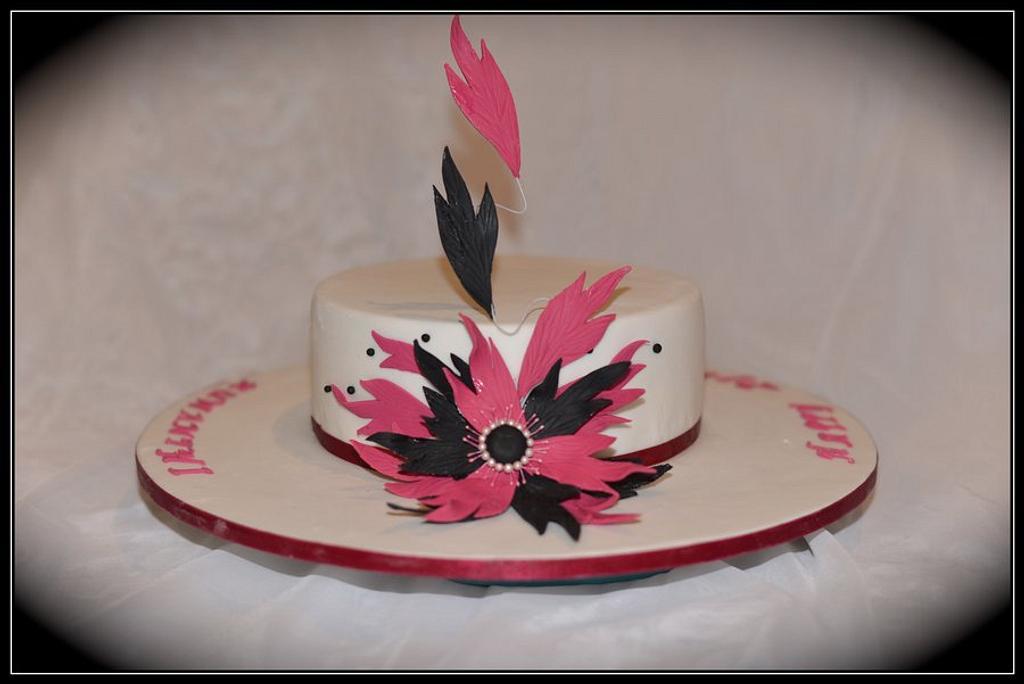 Hat Cake by Cake Inc by Ganga