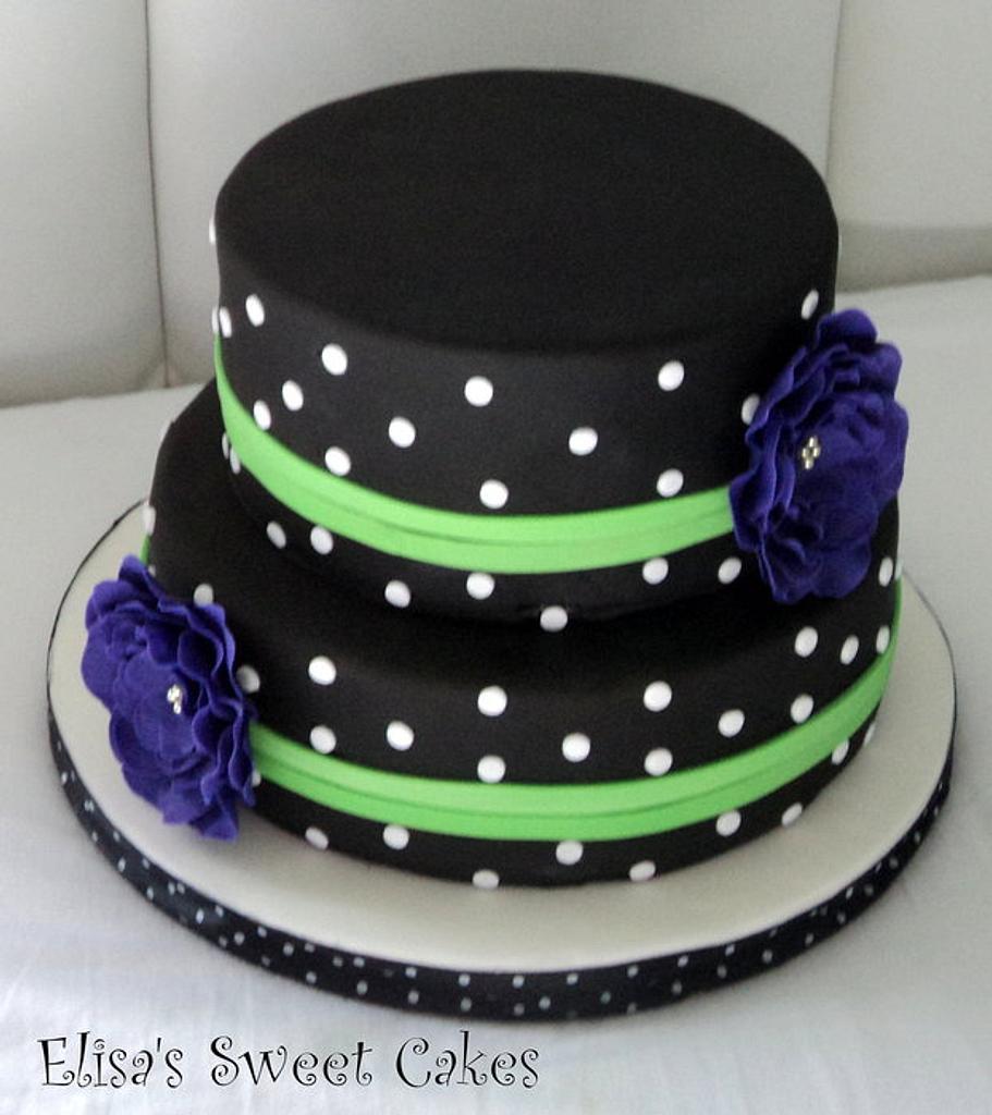 Polka Dot by Elisa's Sweet Cakes