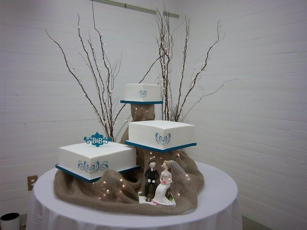 Wedding Cake by Terry