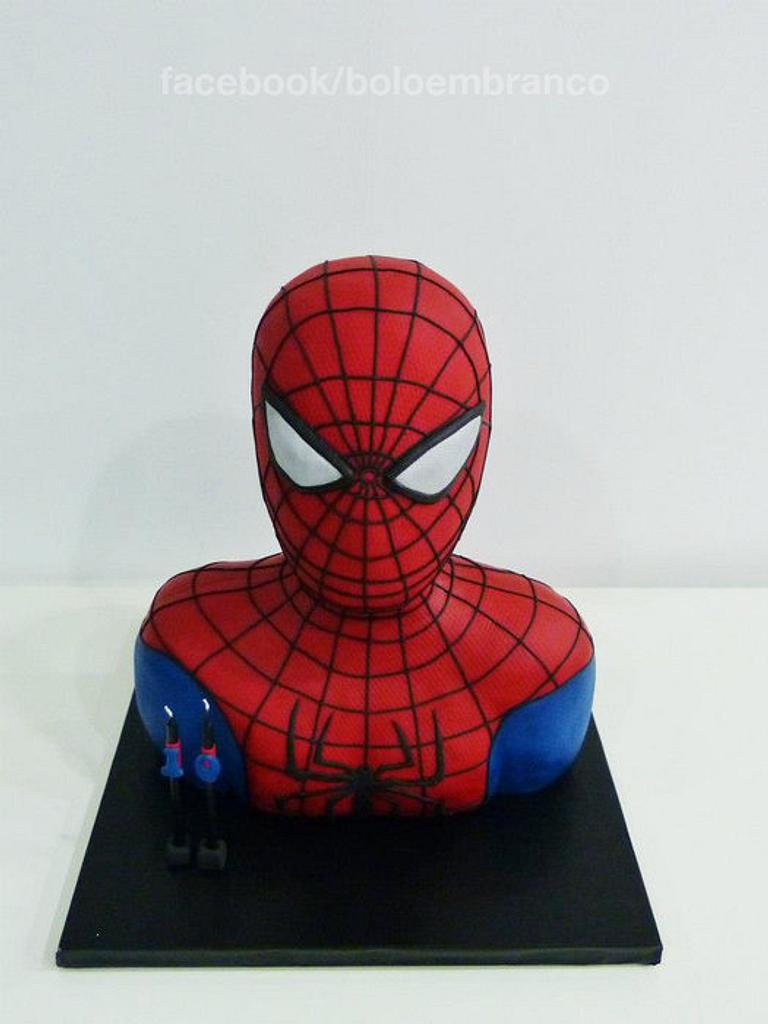 Spiderman 2013 by Bolo em Branco [by Margarida Duarte]