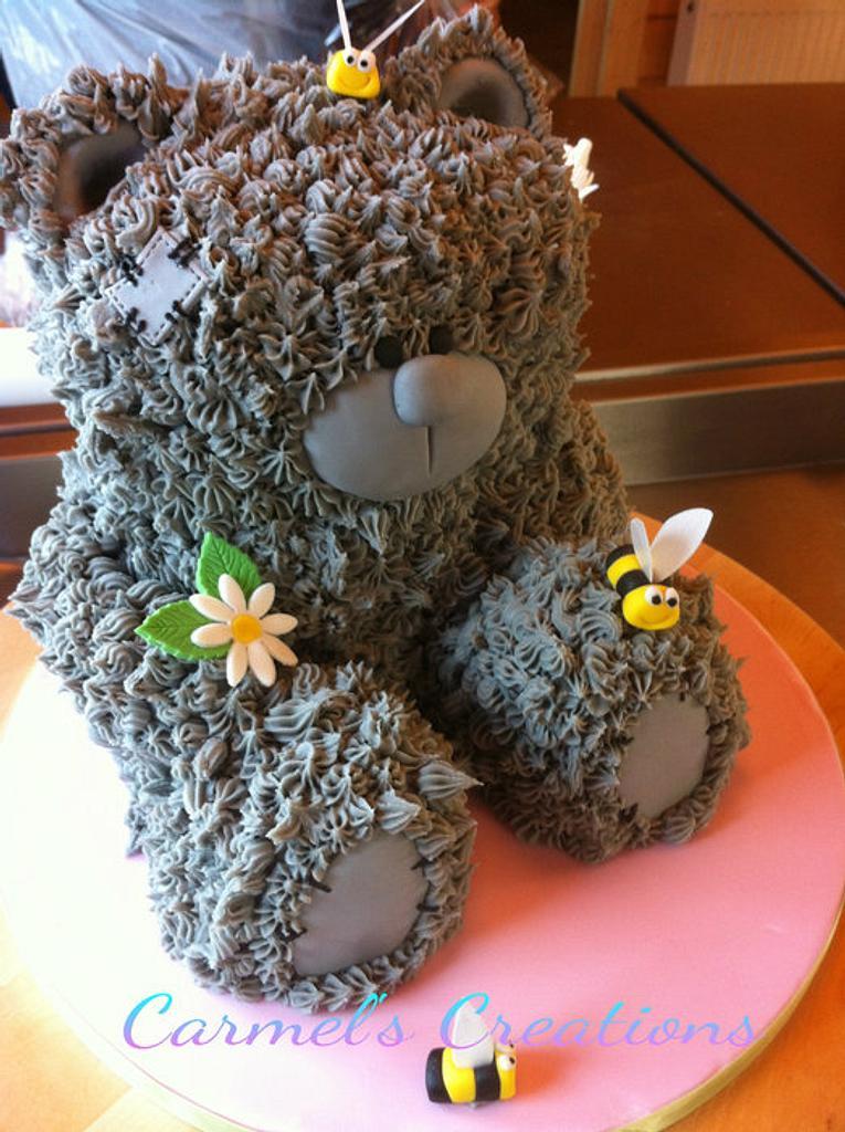 Teddy Bear Cake by Carmel Millar