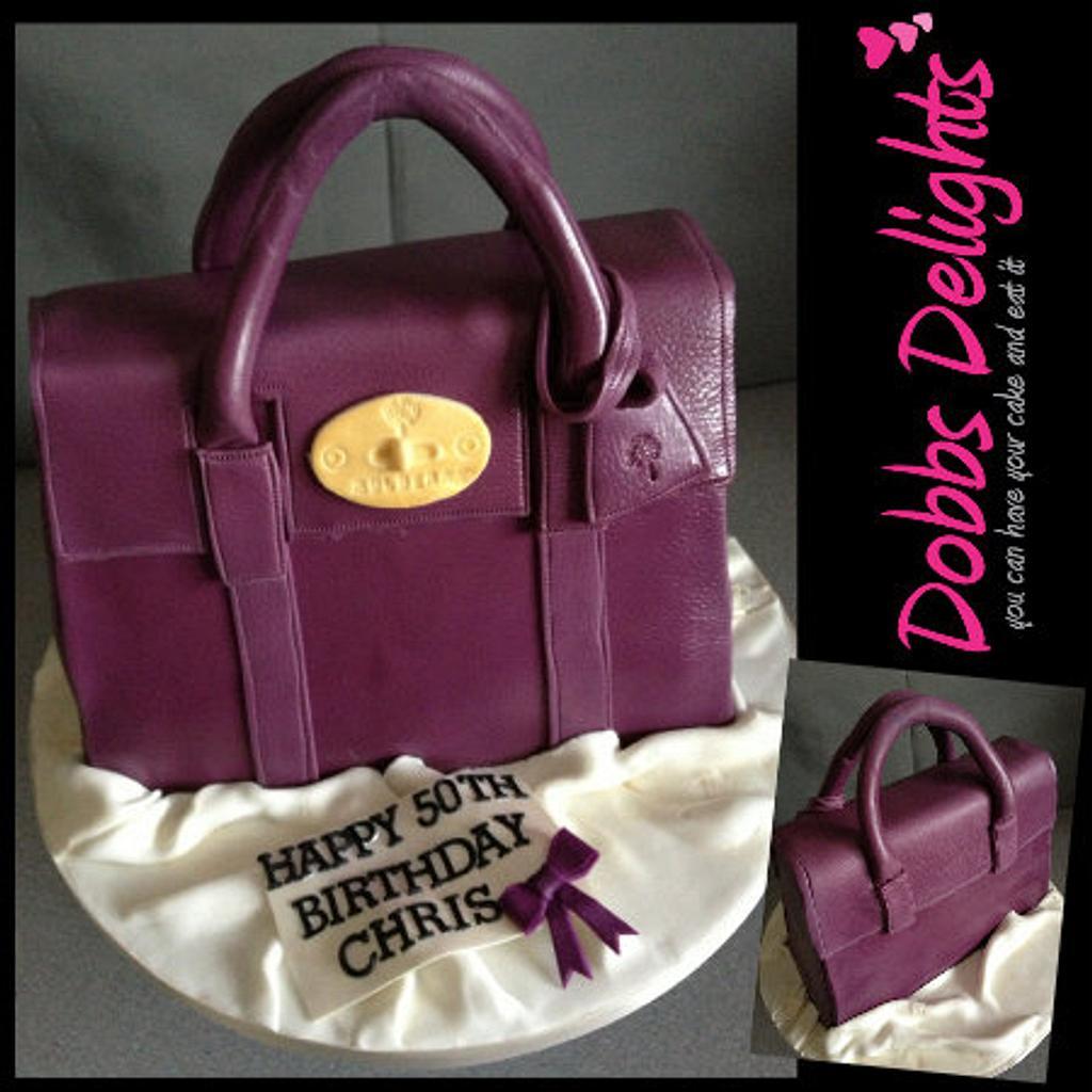 Mulberry Handbag by Geoff @ Dobbs Delights