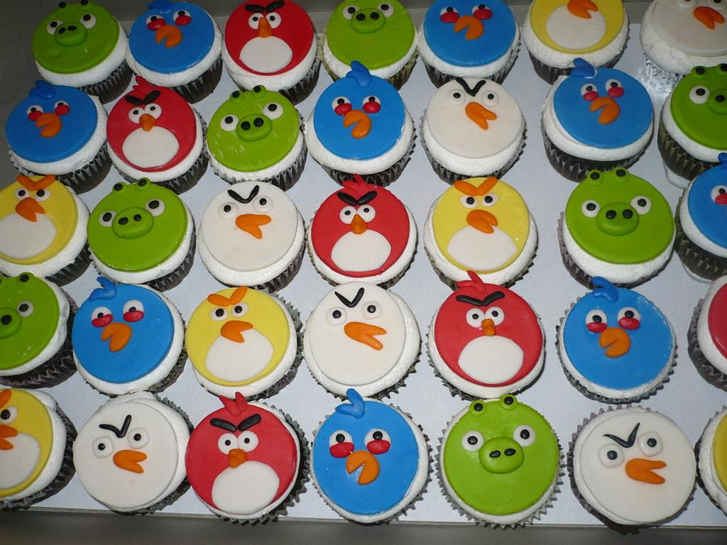 Angry Birds by Ashley