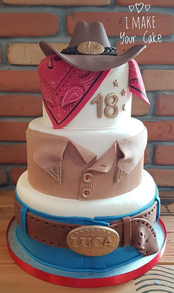Country cake by Sonia Parente