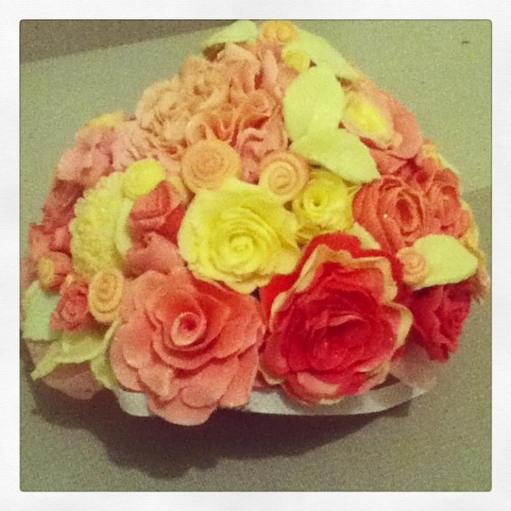 Mother's Day bouquet x by June purdon