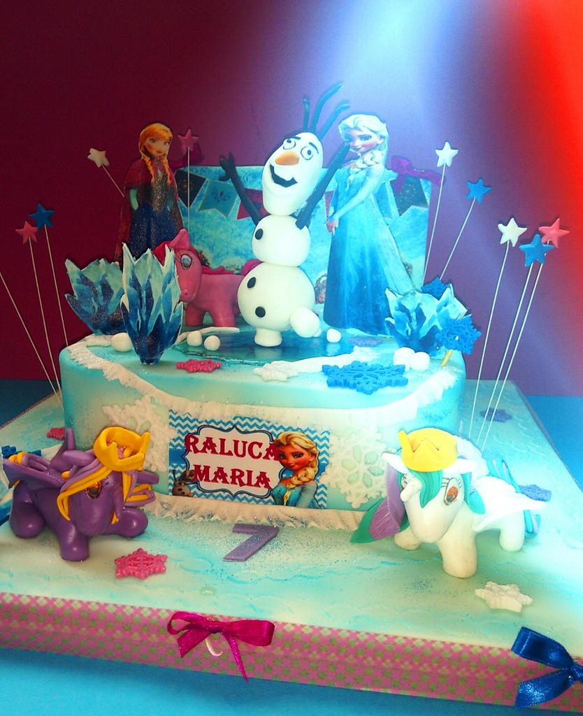 Frozen cakes! by COMANDATORT