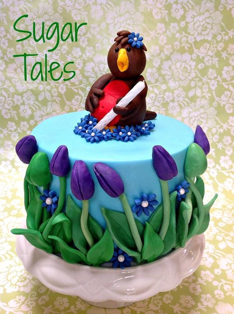 Spring by Sugar Tales