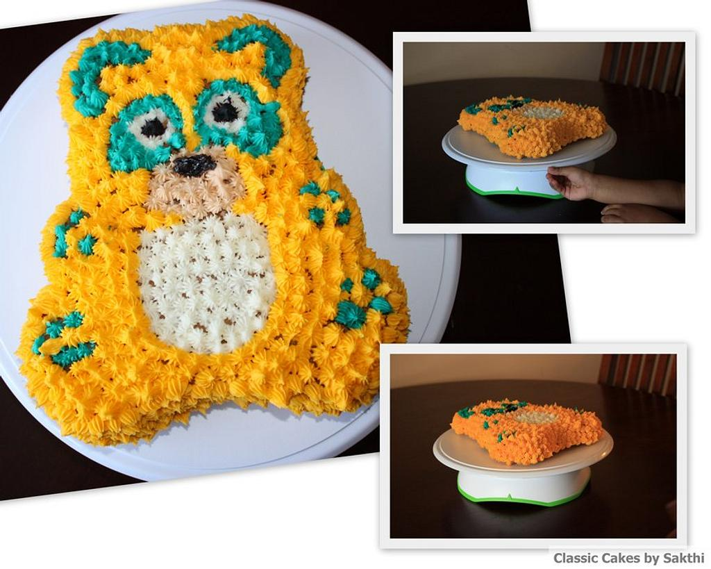 Special agent OSO cake by Classic Cakes by Sakthi