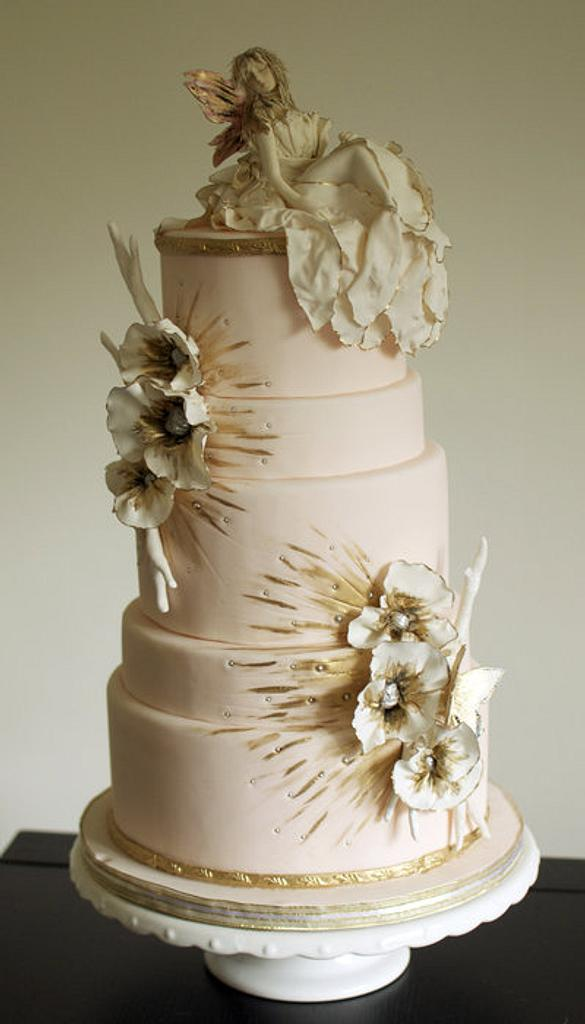 Fairy Cake by Sophie Bifield Cake Company