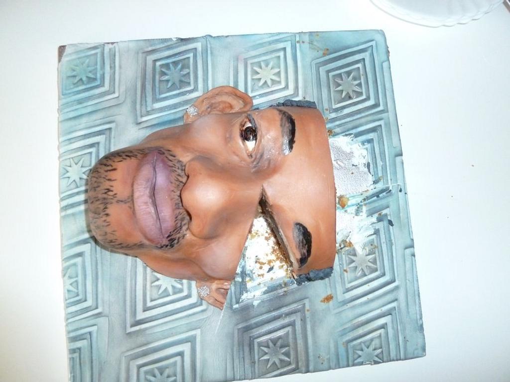 Will Smith by Alhida (Date my Cake)